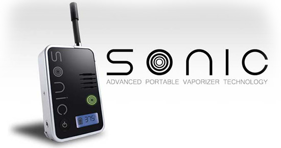 Sonic Vaporizer - Advanced Portable Vaporizer Technology
