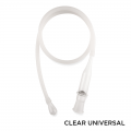 19MM GROUND GLASS HF WHIP/WAND - CLEAR