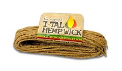 I-Tal Hemp Wick - The Original 15.5' Length