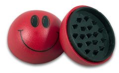 Happy Face Smile Herbal Novelty Grinder