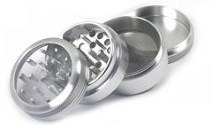 Sharpstone Grinder 2.2 Diameter Clear Top w/ Pollen Collection