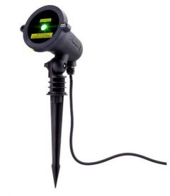 Blisslights Spright Lite Compact with Transformer - Green Laser